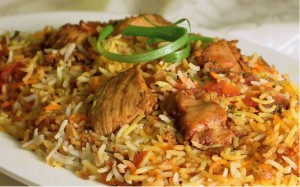 Easy Chicken Biryani recipe