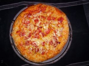 Easy To Make Homemade Pizza at PakiRecipes.com