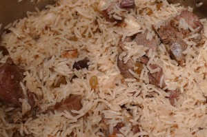 Beef, Lamb Or Chicken Pulao at PakiRecipes.com