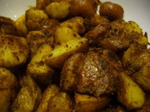 Aachari Aloo at PakiRecipes.com