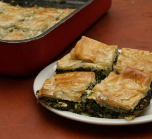 Spinach Pie at PakiRecipes.com