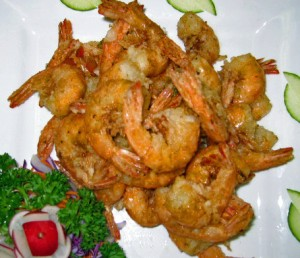 Hot And Sour Shrimps at PakiRecipes.com