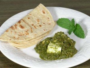Palak Paneer at PakiRecipes.com