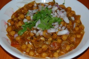 Chikkar Cholay at PakiRecipes.com