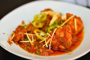 Spicy Chicken Karahi recipe
