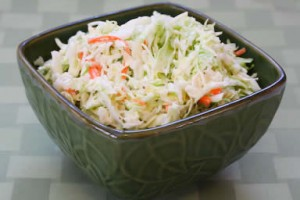 Cabbage Slaw at PakiRecipes.com