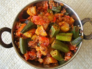 Bhindi Masala at PakiRecipes.com