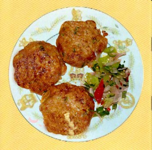Aaloo Kay Kabab at PakiRecipes.com
