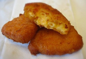 Cheese And Macaroni Cutlets