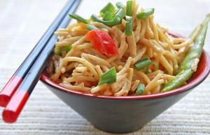 Spicy Spaghetti at PakiRecipes.com