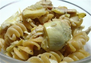 Pasta With Chicken at PakiRecipes.com