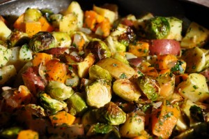 Spicy Vegetable Medley