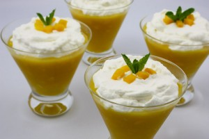 Quick Mango Delight at PakiRecipes.com