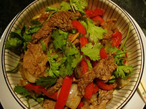 Kata Masala Gosht at PakiRecipes.com