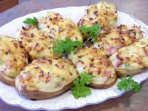 Shrimp Stuffed Potatoes at PakiRecipes.com