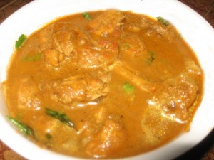 Danielles Authentic Chicken Curry