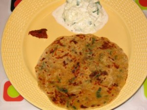 Arabic Paratha at PakiRecipes.com