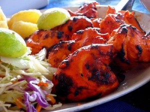 Spicy Chicken Tikka at PakiRecipes.com