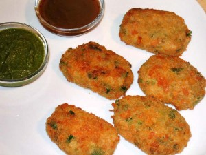 Cutlets at PakiRecipes.com
