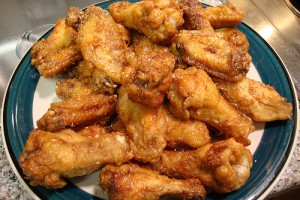 Fried Chicken Wings at PakiRecipes.com