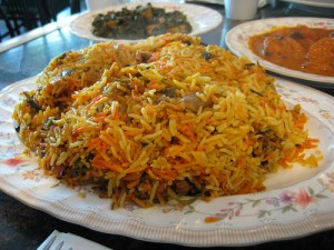 Basic Sindhi Biryani at PakiRecipes.com