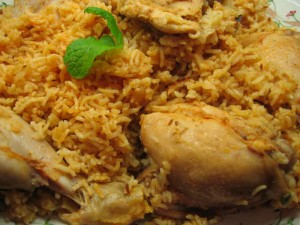 Mazedaar Chicken Biryani at PakiRecipes.com