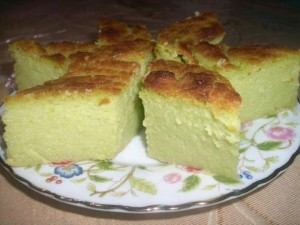 Suji Ka Cake at PakiRecipes.com