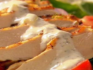 Sauted Chicken In Yogurt