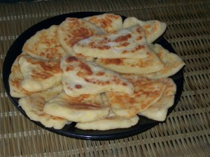 Fried Potato Bread at PakiRecipes.com