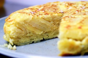 Spanish Ommlette at PakiRecipes.com