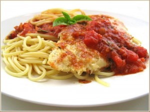 Chicken Parmesan at PakiRecipes.com