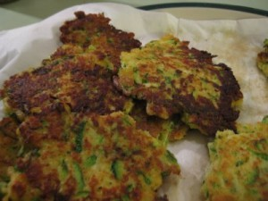 Vegetable Fritters at PakiRecipes.com