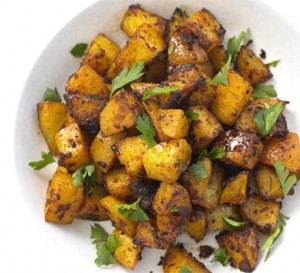 Spiced Potato Bites at PakiRecipes.com