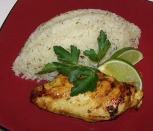 Quick Tandoori Chicken recipe