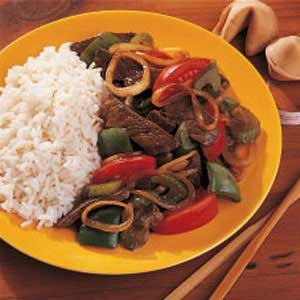 Pepper Steak at PakiRecipes.com