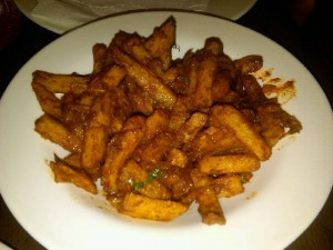Masala French Fries at PakiRecipes.com