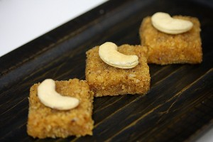 Coconut Barfi at PakiRecipes.com
