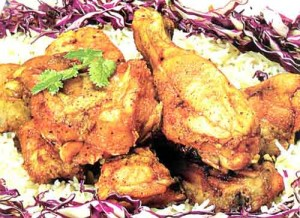 Dhuaan Chicken at PakiRecipes.com