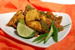 Chicken Jhal Frezi