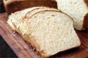 White Milky Bread