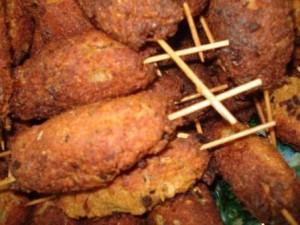 Spanish Kabab