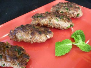 Chatpatay Chapli Kabab at PakiRecipes.com