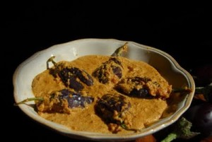 Baghara Begun (Eggplant) recipe