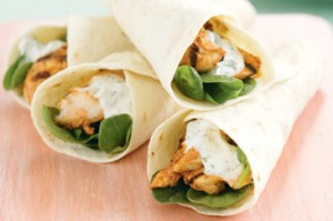 Tandoori Wrap at PakiRecipes.com