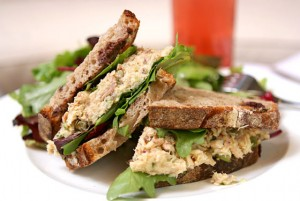 Tuna Club Sandwich at PakiRecipes.com