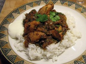 Chicken Vindaloo at PakiRecipes.com
