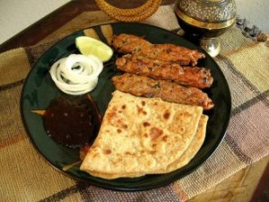 Khaas Seekh at PakiRecipes.com