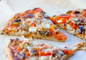 Yummy Delish Pizza at PakiRecipes.com