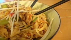 Chicken Satay Noodles at PakiRecipes.com