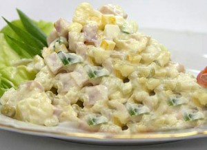 Simple Russian Salad at PakiRecipes.com
